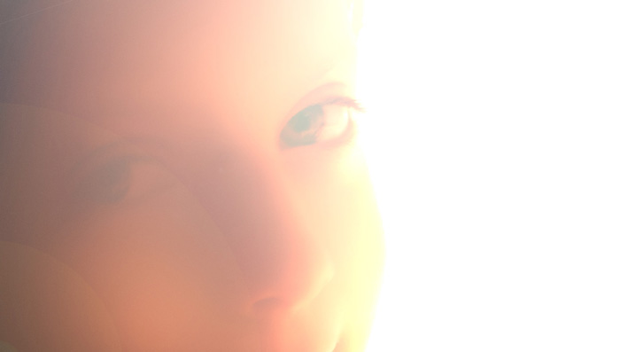 'I Am' (artwork by Gil Dekel, 2011.)