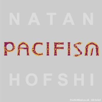 Pacifism, Natan Hofshi (artwork: Gil Dekel)