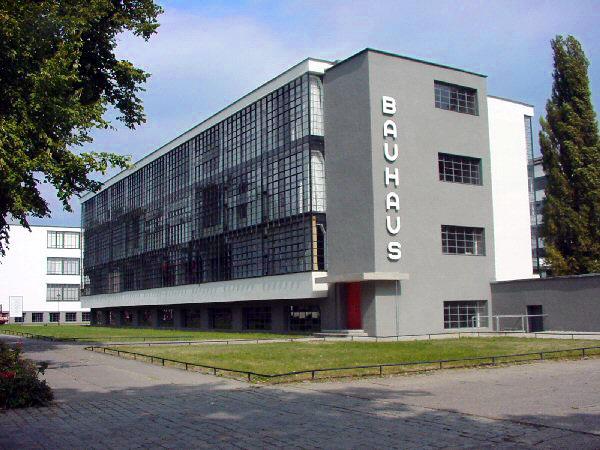Bauhaus Germany (photo taken in 2003)
