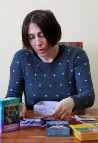 Natalie Dekel, Reiki Master