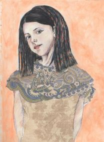 Yael in Ancient Egypt - by Natalie Dekel, 2012.