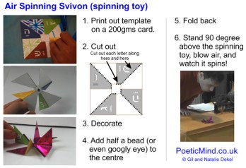 Make-Svivon-Spinning-Toy