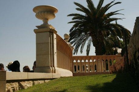Bahá'í World Centre. Haifa, Israel. (Photo: Gil Dekel, 2015).