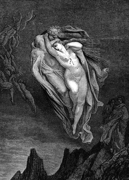 Image result for dante sees beatrice for first time