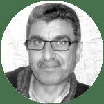 شاعر من فلسطين، مقيم في الأردن