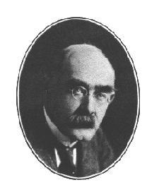 Rudyard Kipling Portrait