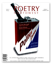 Poetry Northwest Issue Five cover