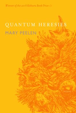 Cover of Mary Peele's Quantum Heresies