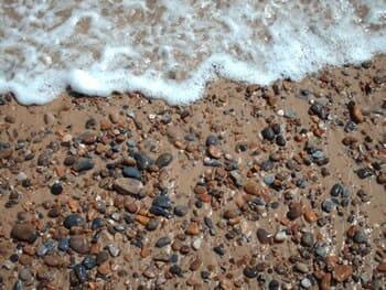 Pebbles of the sea