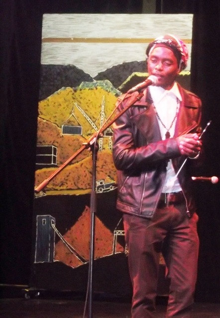 BloomPoetry - Ntate Thabo