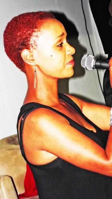 Tereska Muishond at National Book Week 2011 SLAMpotion