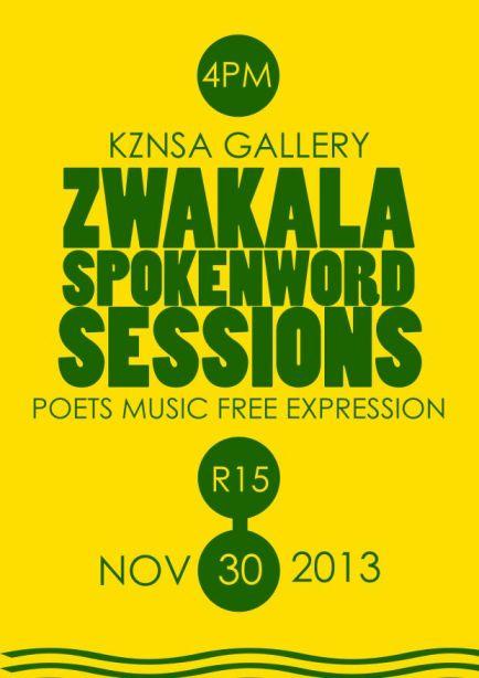 Zwakala Spokenword Sessions