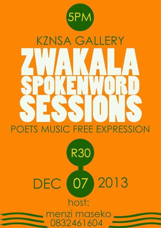 Zwakala spokenword