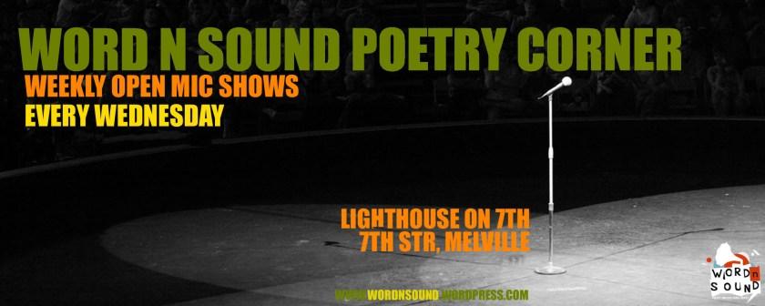 Word N Sound Poetry Corner