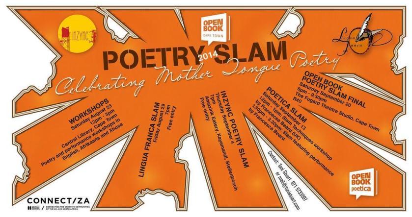 Open Book Poetry Slam