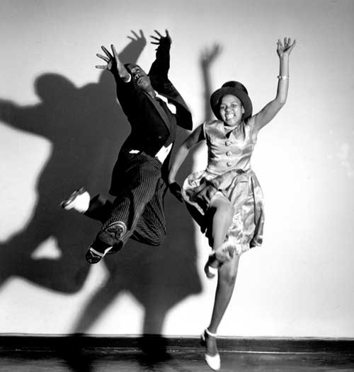 Jürgen Schadeberg. Dancing At the Ritz - Johannesburg, 1952
