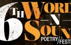 poetry seen: 6th Word N Sound International Youth Poetry Festival