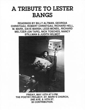 Lester Bangs