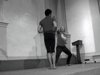 Nick Duran & Jennifer Monson