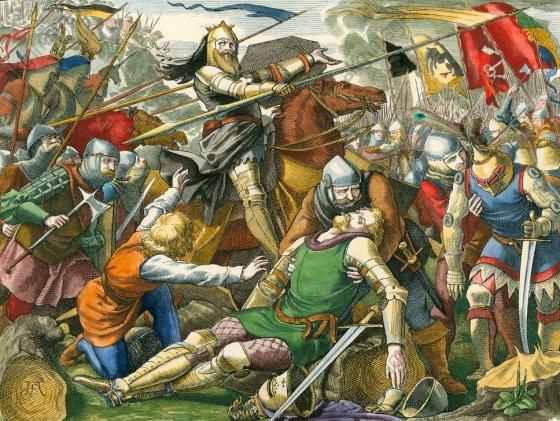 Eberhard der Greiner bei Döffingen 1388