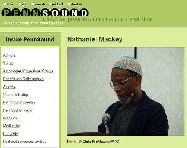 mackey-pennsound