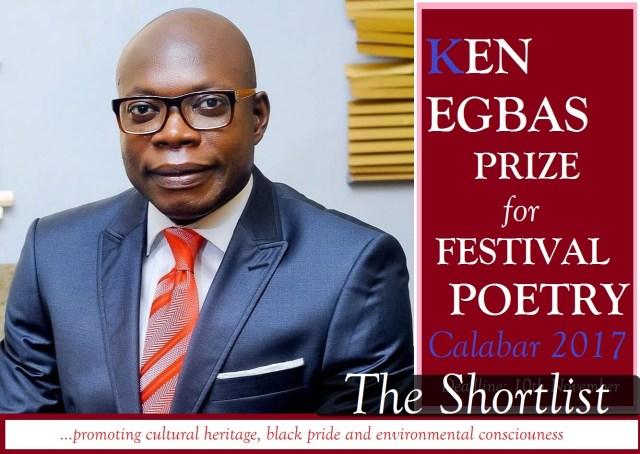 KEN EGBAS - The Shortlist