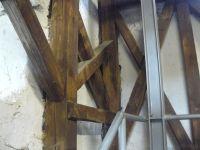 Wieża - konstrukcja wewnętrzna