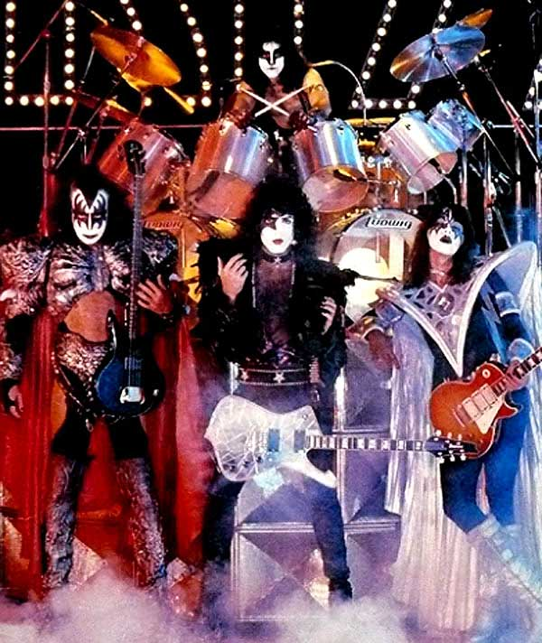 Image result for kiss 1980