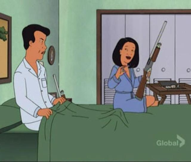 King Of The Hill S12e08 The Minh Who Knew Too Much Summary Season  Guide