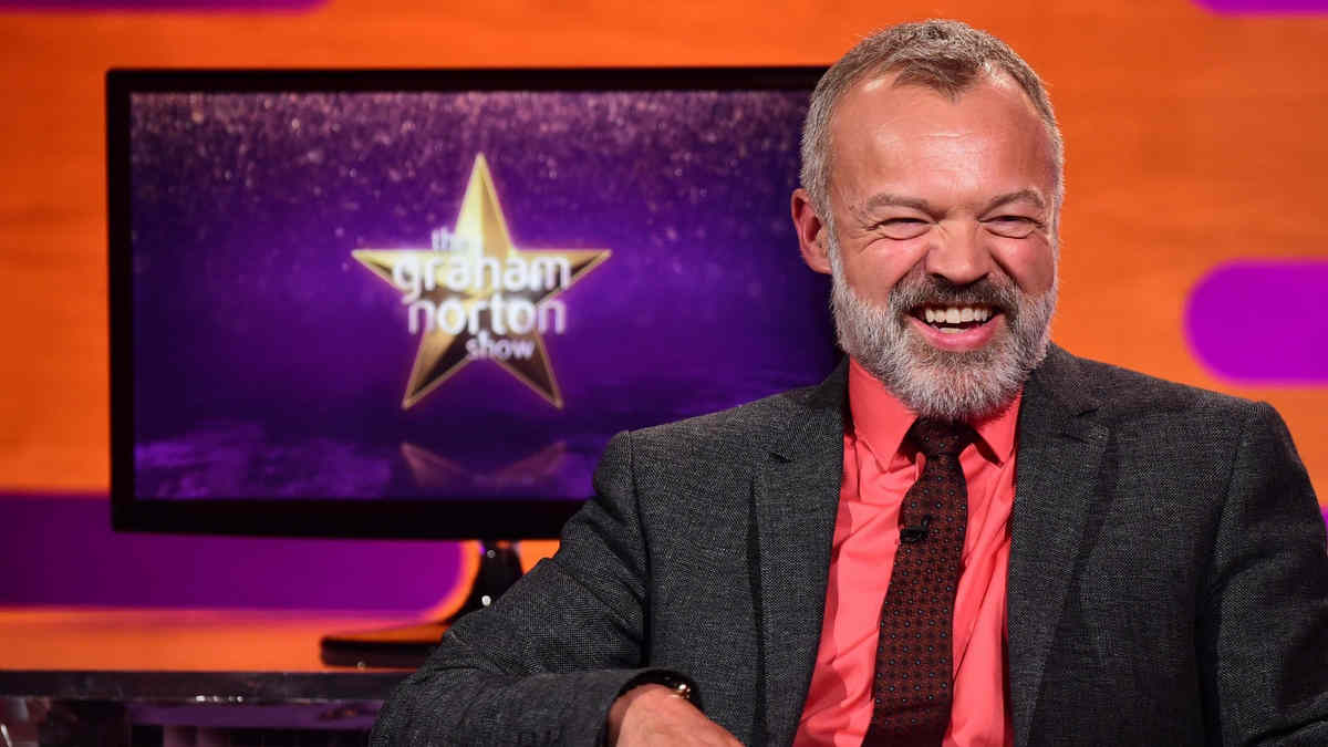 Image result for the graham norton show