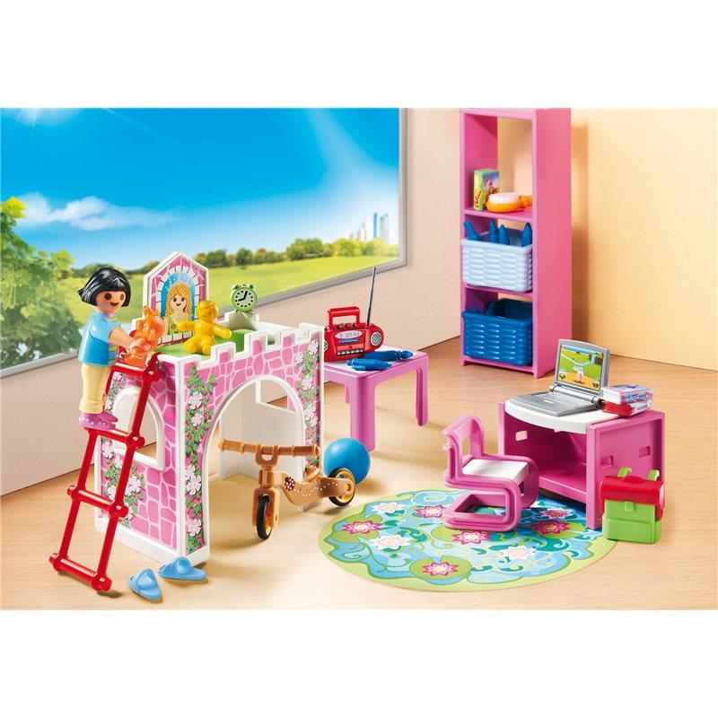 Chambre denfant  Playmobil 9270  Pogioshop Jouets