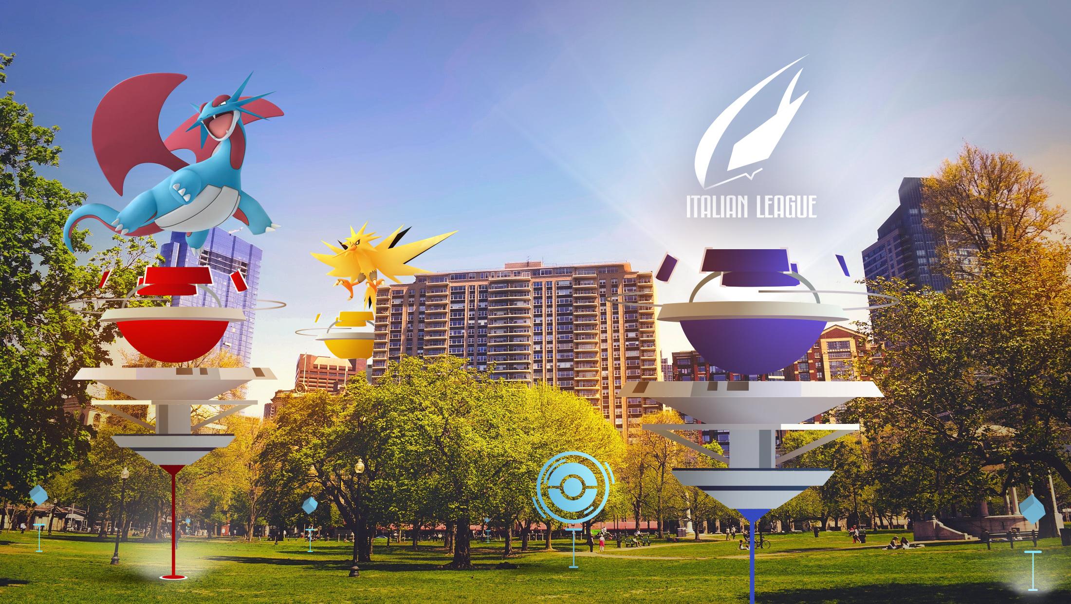 Portali, Pokéstop, Palestre, Palestre EX. Come nascono e come pilotarle in Pokémon  Go - Italian League