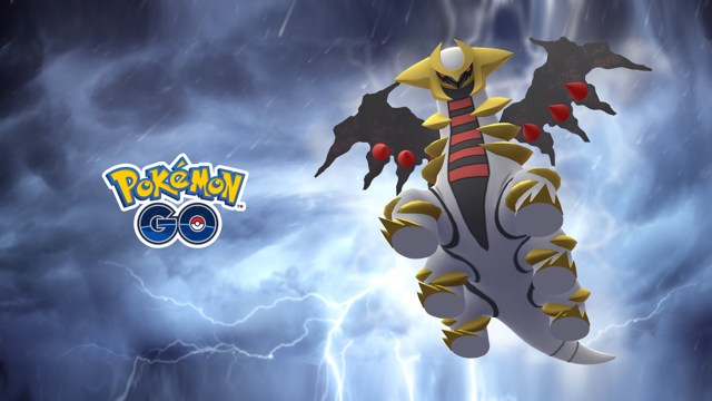 Giratina torna nei raid di Pokémon GO!