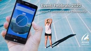 Eventi Italian League di Febbraio 2020