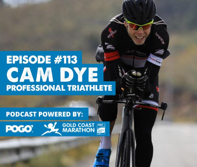 In Episode  Of The Physical Performance Show Brad Beer Has A Conversation With Cam Dye Professional Triathlete