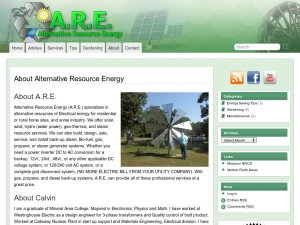 Alternative Resource Energy
