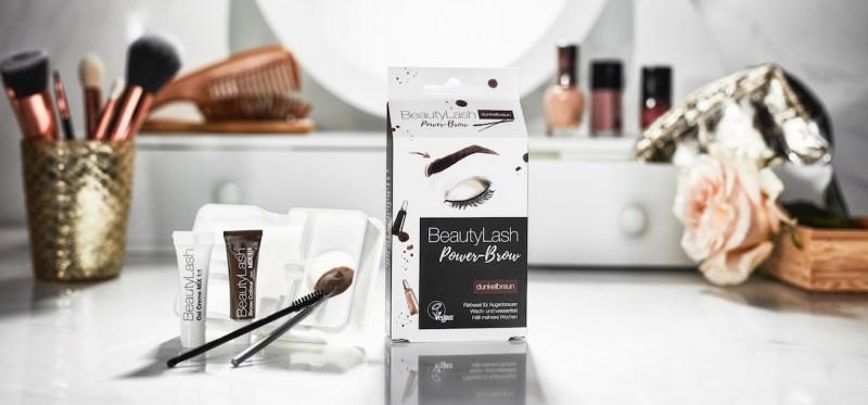 BeautyLash - oxidační barvy BeautyLash Power-Brow