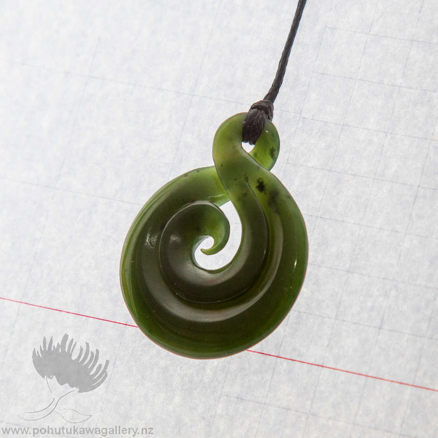 on stone green pendant innerdiameter deviantart art by