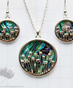 new zealand paua shell jewellery