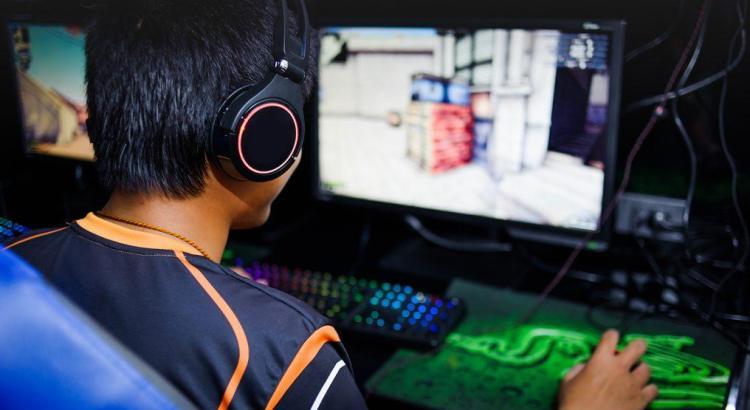 Vie d'un joueur de jeu vidéo professionnel
