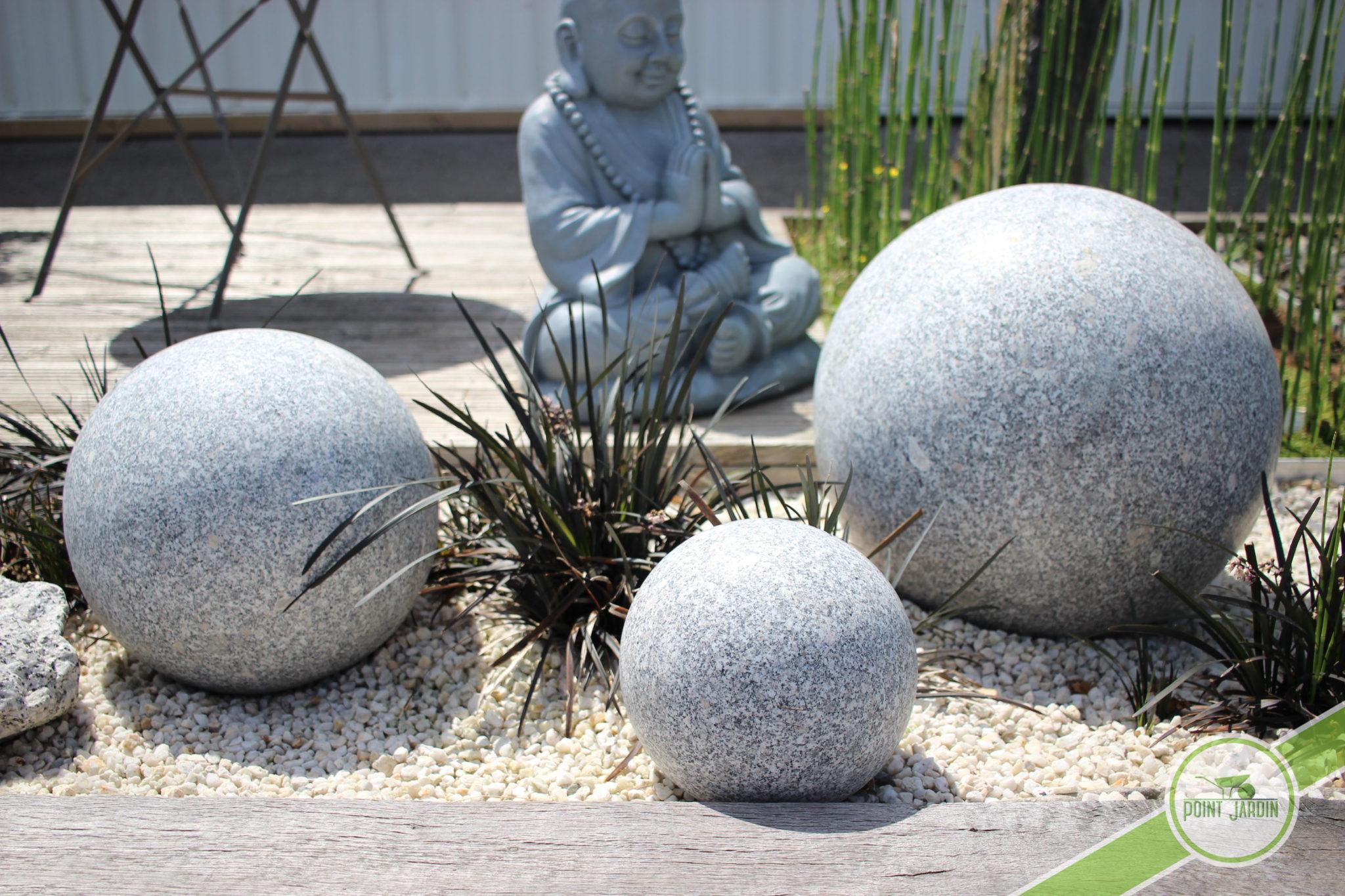 sphere granit 20cm