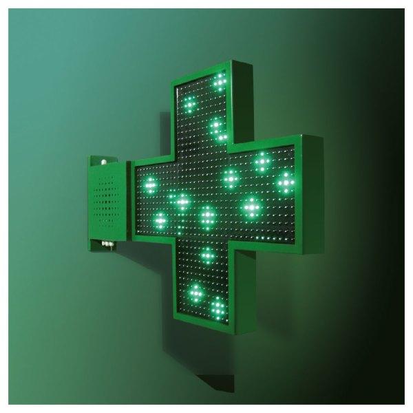 croix de pharmacie basic light plus