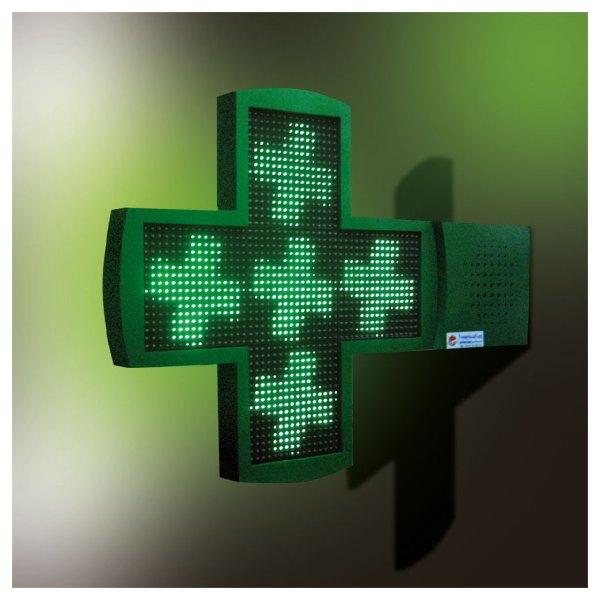 croix de pharmacie Novelight disponible en 3 tailles