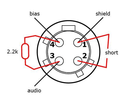 xlr wiring diagram microphone dryer outlet wireless schematics   point source audio