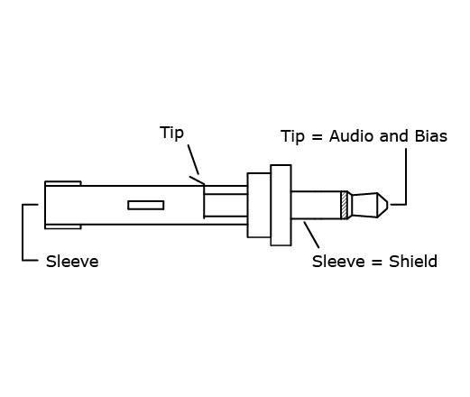 wireless mic schematics