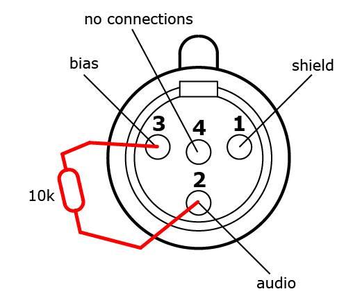 Sennheiser Wiring Diagrams