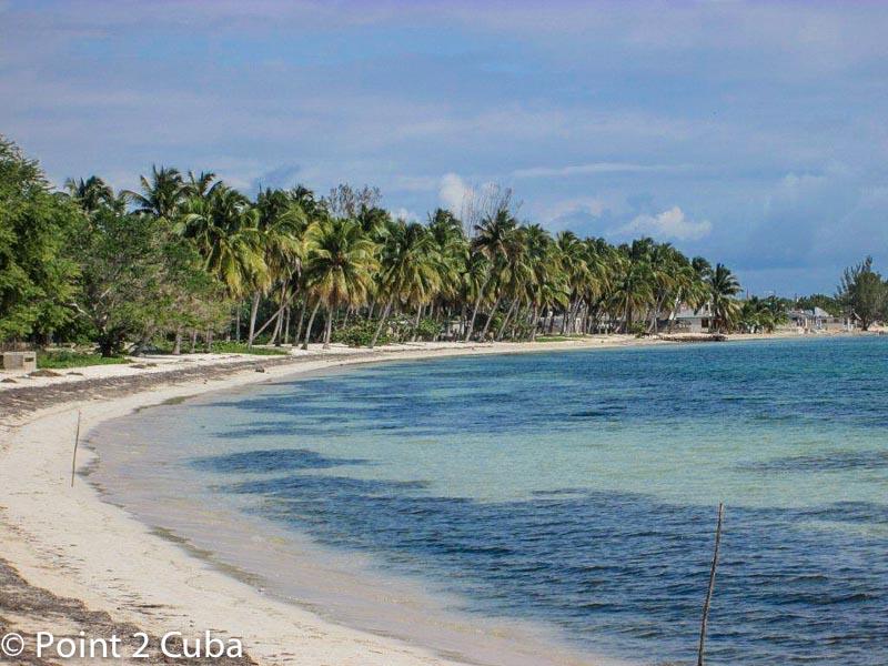 Beach Front House for sale Playa Larga Matanzas  Point 2