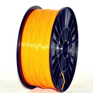 PLA 3.00mm 1KG 3D printer consumables orange HIGH QUALITY GARANTITA SU MAKERBOT, MULTIMAKER, ULTIMAKER, REPRAP, PRUSA