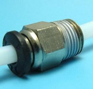 PC4-M10 Printer J-Head Remote Feeding Tube Fittings
