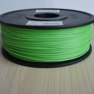 Filamento HIPS 1.75mm 1KG Verde Chiaro ESUN HIGH QUALITY GARANTITA SU MAKERBOT, MULTIMAKER, ULTIMAKER, REPRAP, PRUSA